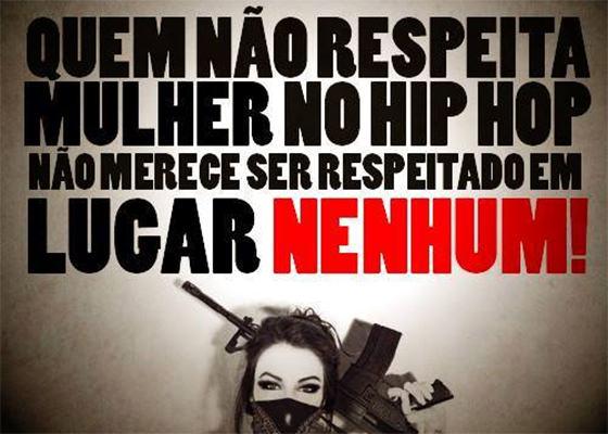 Respeito à mulher no Hip Hop