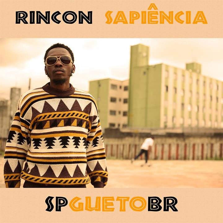 Rincon Sapiência no CD SP Gueto BR