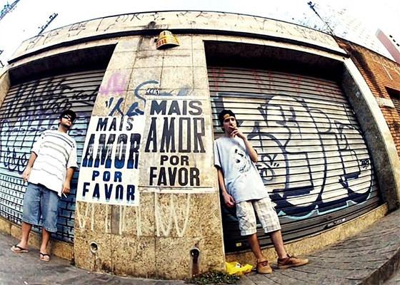 Clipe To Firmão, do SomaD'Visão