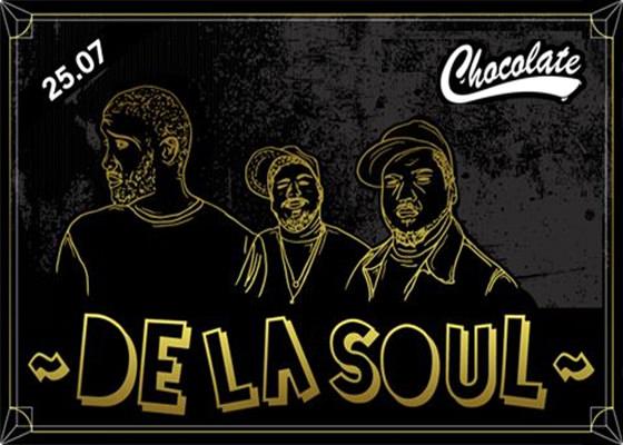 De La Soul no Brasil
