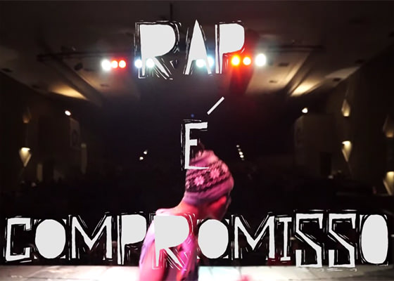 Documentário Rap é compromisso