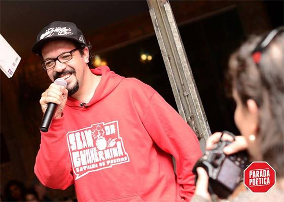 Emerson Alcalde (Foto: Márcio Salata)