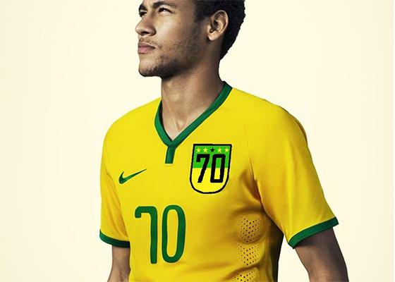 Beat Tape da Copa do Mundo, do Sala 70