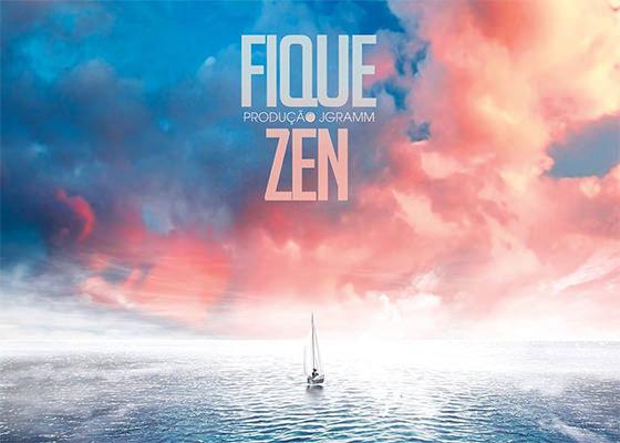 Vulgo Sau e Jay P na música Fique Zen