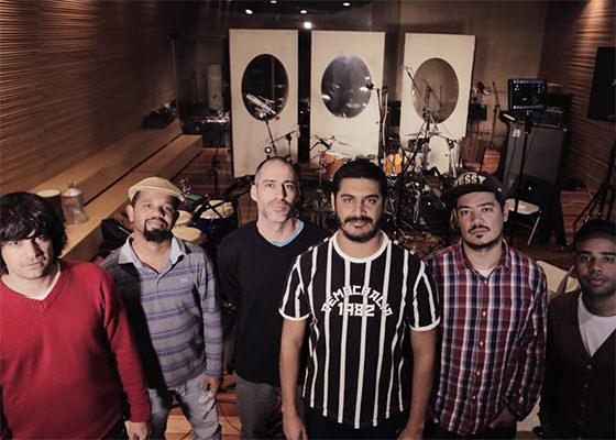 Criolo em estúdio para novo álbum