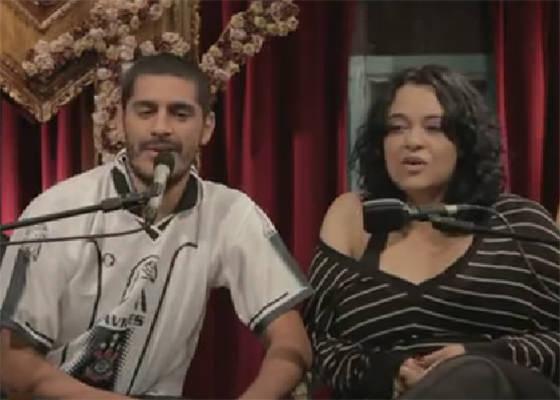 Criolo e Tulipa Ruiz