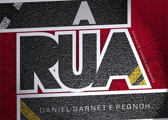 Daniel Garnet e Peqnoh na música A Rua