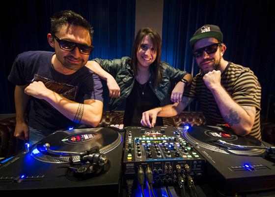 DJ Cinara, Zegon e Nedu Lopes