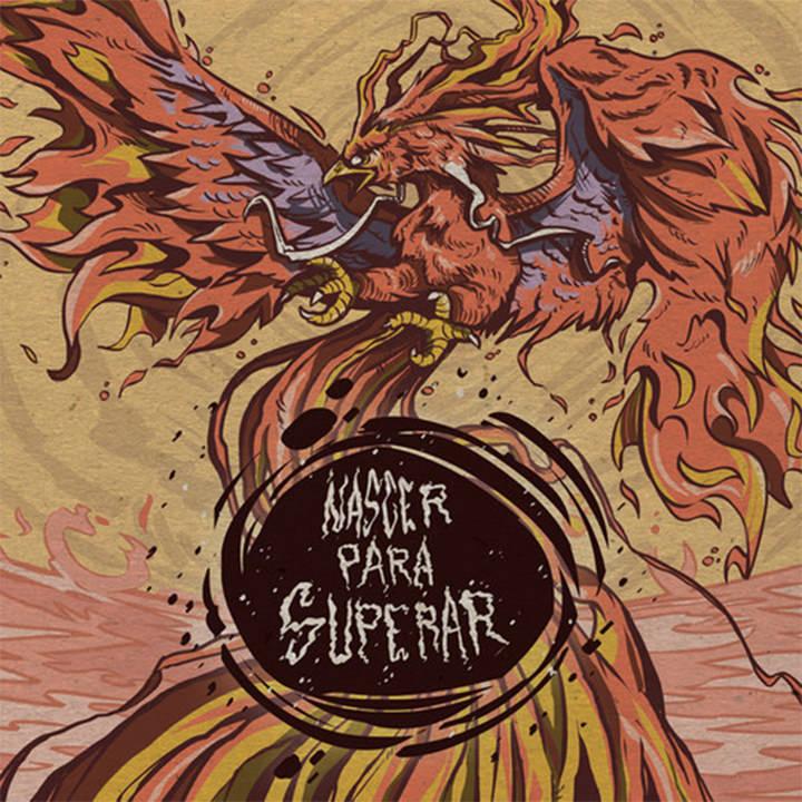 CD Nascer Pra Superar, do Floripa MCs