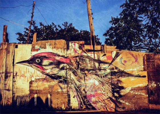 Graffiti do L7M