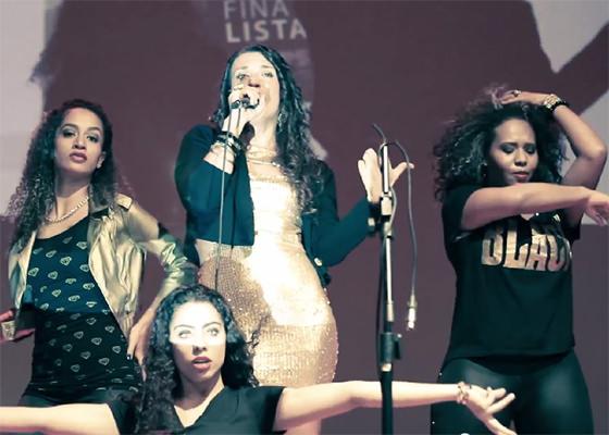 MC Gra no Miss Brasil Plus Size