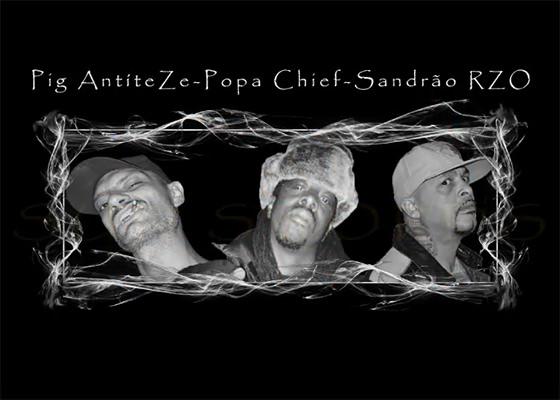 Pig, Popa Chief, Sandrão