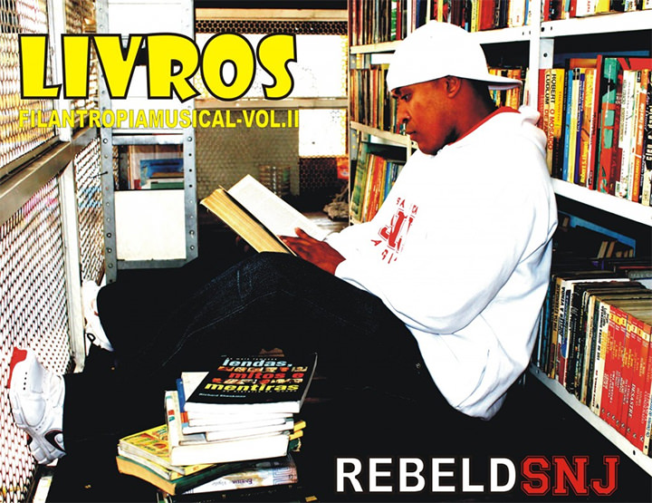 CD Livros, do Rebeld, do SNJ