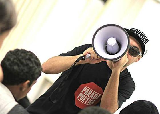 Renan Inquérito na Parada Poética
