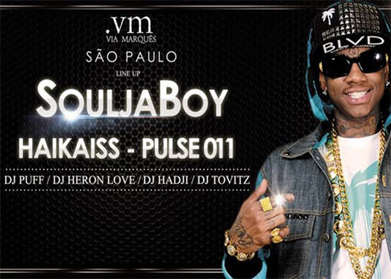 Soulja Boy, Haikaiss e Pulse 011