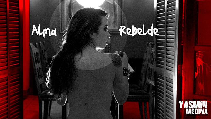 Yasmin Medina e o CD Alma Rebelde
