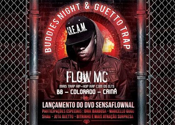 Lançamento DVD SensaFLOWnal, do Flow