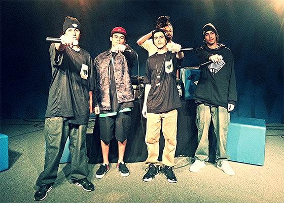 Insônia MC's no Estúdio Showlivre