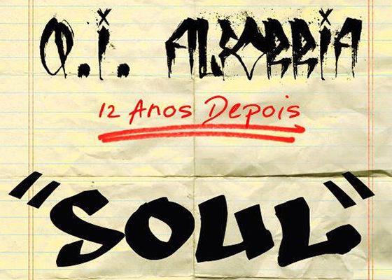 Música Soul, do Q.I. Alforria