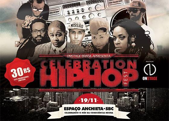 Celebration Hip Hop Fest, em São Bernardo do Campo