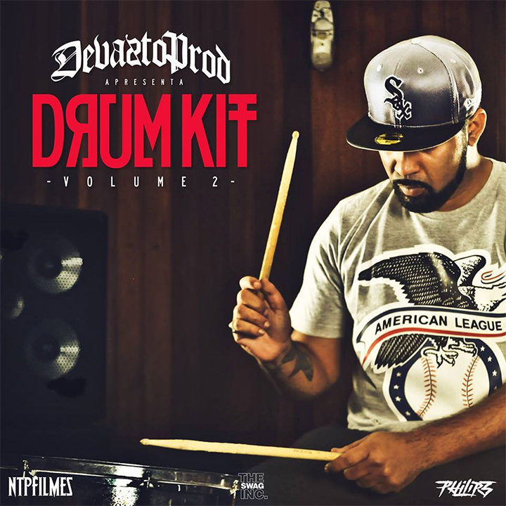 Drum Kit Vol. 2, do Devasto Prod