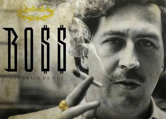 Música Boss do DonCesão, Nectar e Sain