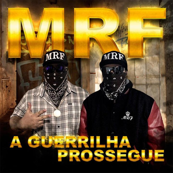 CD A Guerrilha Prossegue, do Família MRF