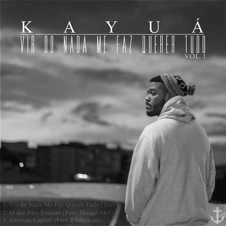CD Vir Do Nada Me Faz Querer Tudo, do Kayua