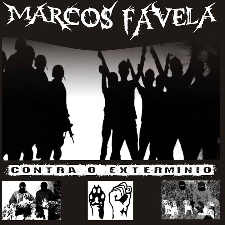 CD Contra o Extermínio, do Marcos Favela