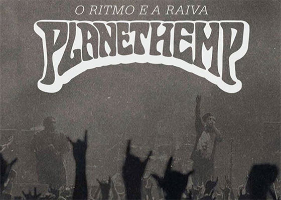 DVD do Planet Hemp