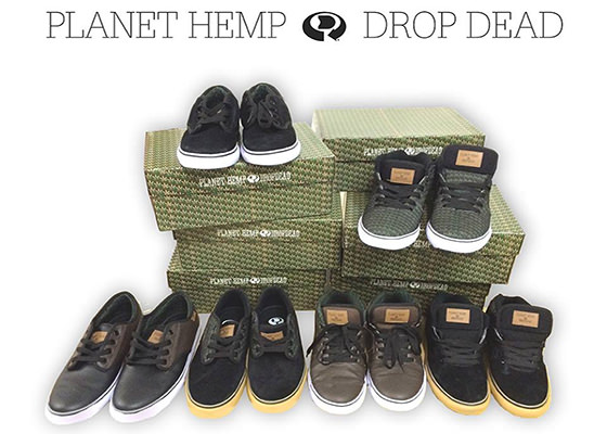 Planet Hemp e Dropdead