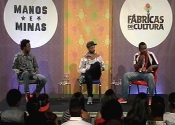 Batalha de Ideias sobre Cinema na Quebrada