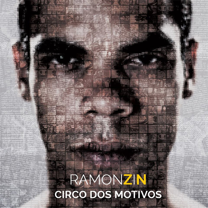 Capa do CD Circo dos Motivos, do Ramonzin