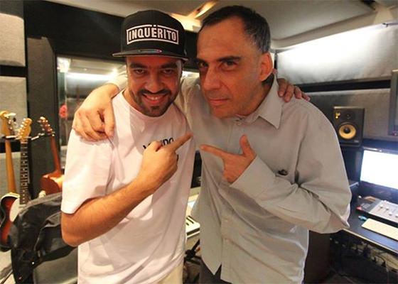 Renan Inquérito e Arnaldo Antunes