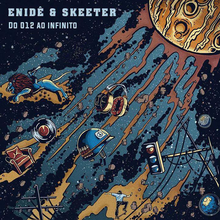 CD Do 012 Ao Infinito, do Enide e Skeeter