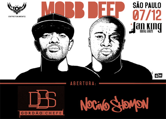 Mobb Deep em São Paulo