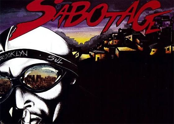 Sabotage e o CD RAP É COMPROMISSO