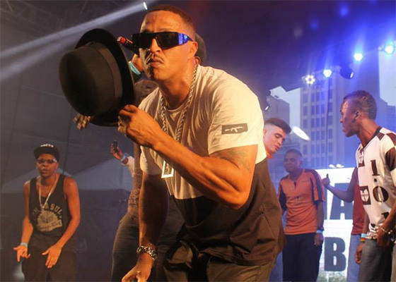 Mano Brown no SP RAP 2014