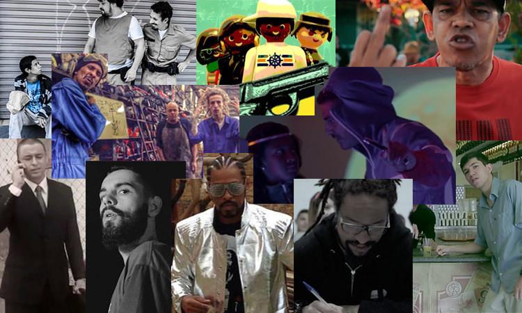30 clipes do RAP Brasileiro de 2014 que você precisa assistir