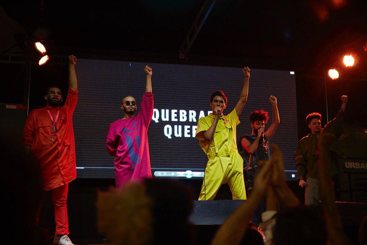 Quebrada Queer e a coragem de fazer rap